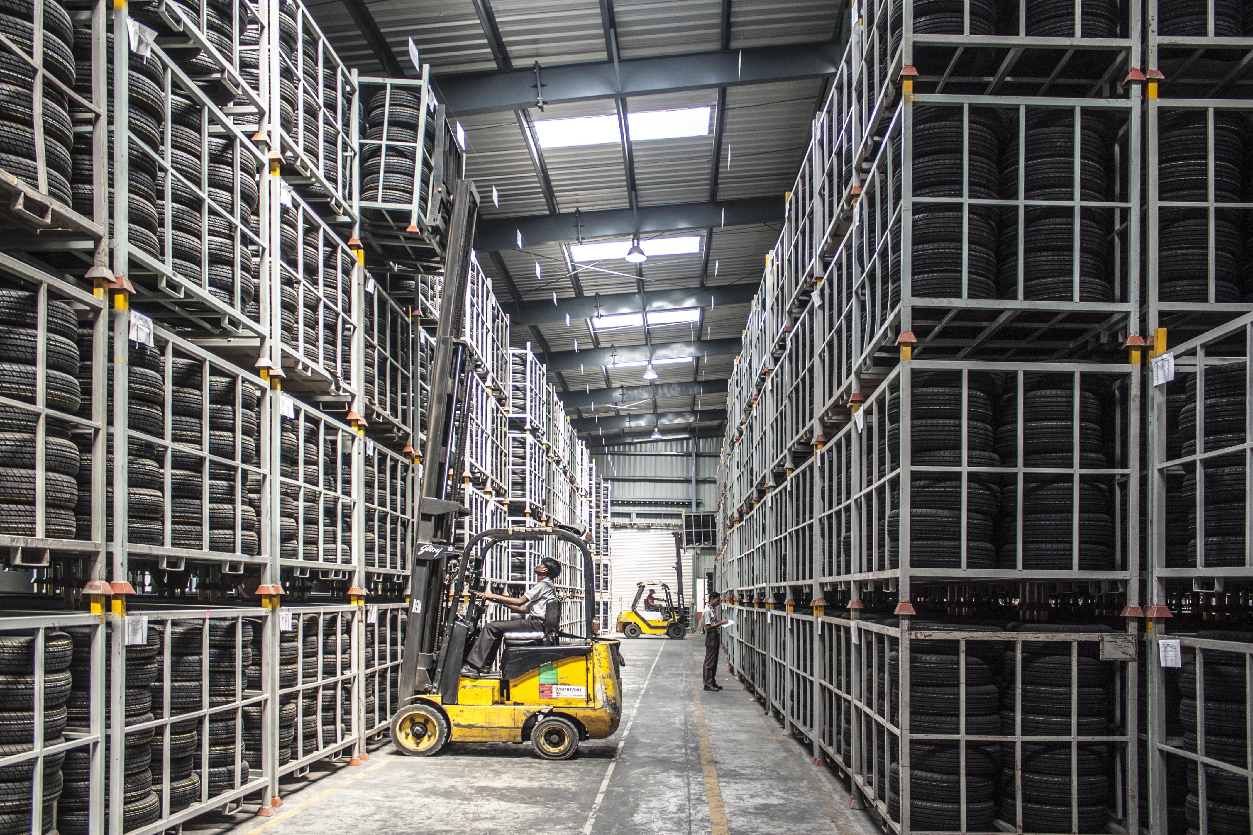 Forklift & Telehandler Financing